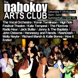 The nabokov Arts Club