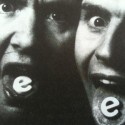Irvine Welsh & Kevin Williamson circa 1993