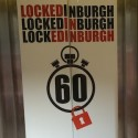 locked in edinburgh