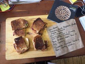 Cheese on Toast, Summerhall style