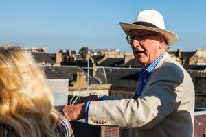 Summerhall Director Robert McDowell - photo credit Dima Nechepurenko