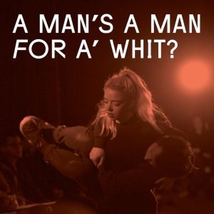 A man's a man