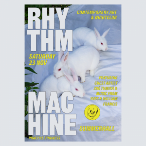 Rhythm Machine November 2019