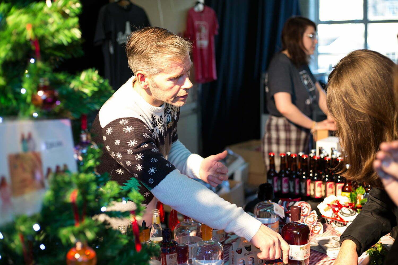 Summerhall Christmas Market 2020 Summerhall Open Minds Open Doors