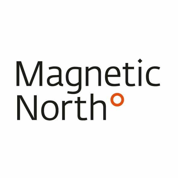 Magnetic North Logo