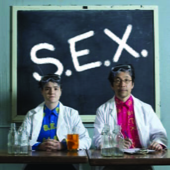 Sex Education Xplorers (S.E.X.) by Mamoru Iriguchi